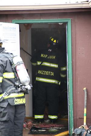 2011 FIRE SCENES