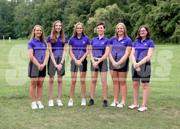 2017 PHSC Women's Golf