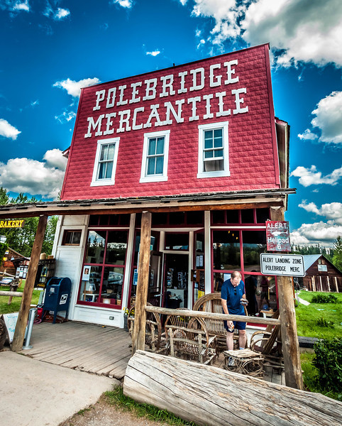 Polebridge Mercantile - Polebridge, MT, USA