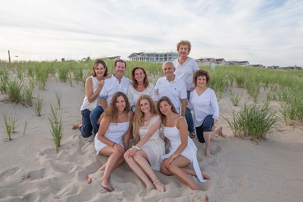 Rubin Family Beach Shoot