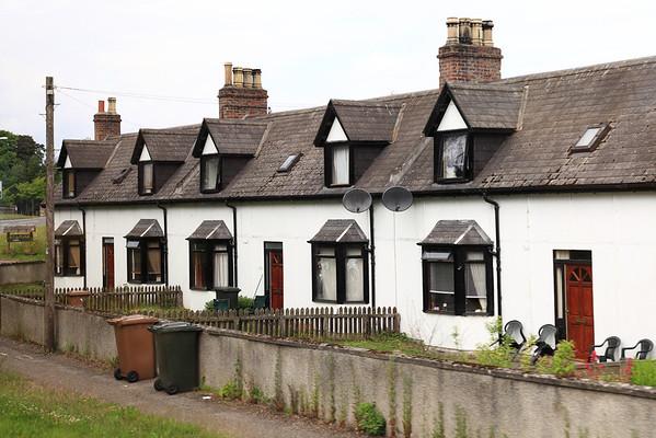 Scotland, Lockness - Urquhart Castel