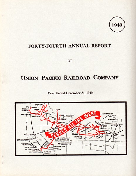 UP Annual Reports