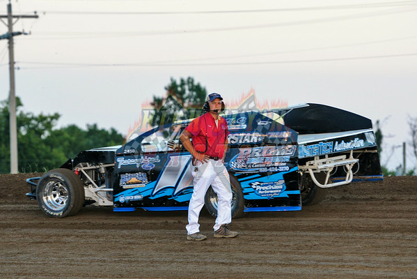 8-31-2014 B Modifieds Labor Day Special