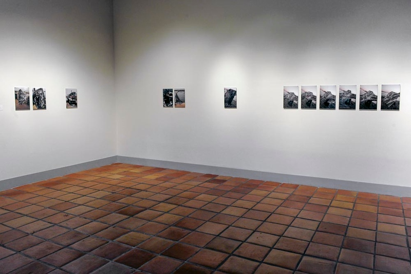 Cyriaco Lopes and Terri Witek, Currents/Correntes, November 2014, Installation View