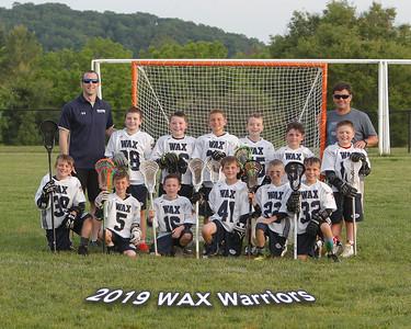2019 WAX Warriors -May