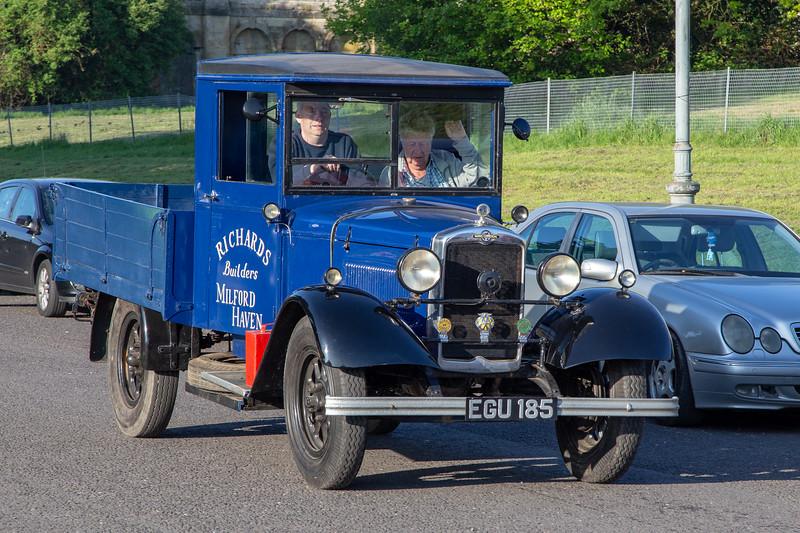 EGU185 1937 Morris T2