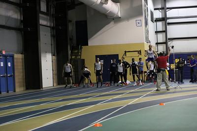 Men's 60 Meter Dash - 2013 LSSU Laker Open