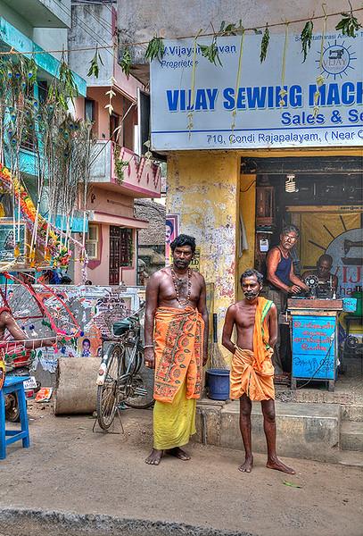 Hindu Priests