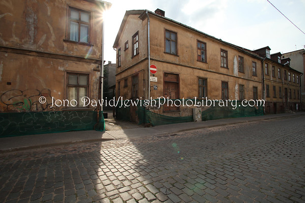JEWISH LATVIA: A Photo Essay. (August 2011) (photo details) (video production, September 2014)