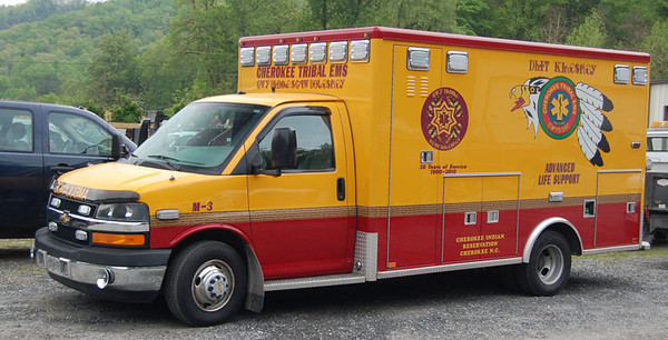 Cherokee Tribal EMS