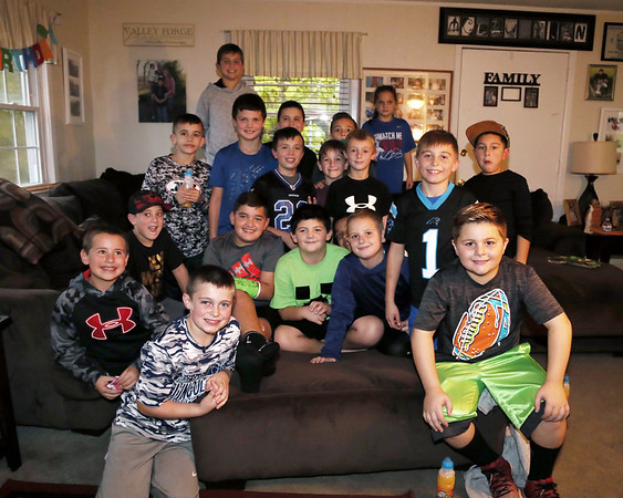 10-29-17 Jack's 10th Birthday Party