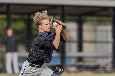5-16-16 Minneapolis Edison v Minneapolis Southwest Baseball
