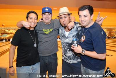 Punk Rock Bowling 2010 Team Photos