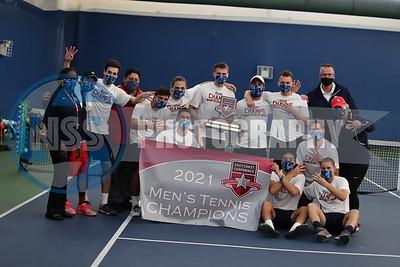 5.1.21 Queens College Men's Tennis vs. St. Thomas Aquinas (ECC Championship)
