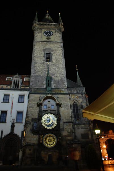 Prague Old Town At Night 8.JPG