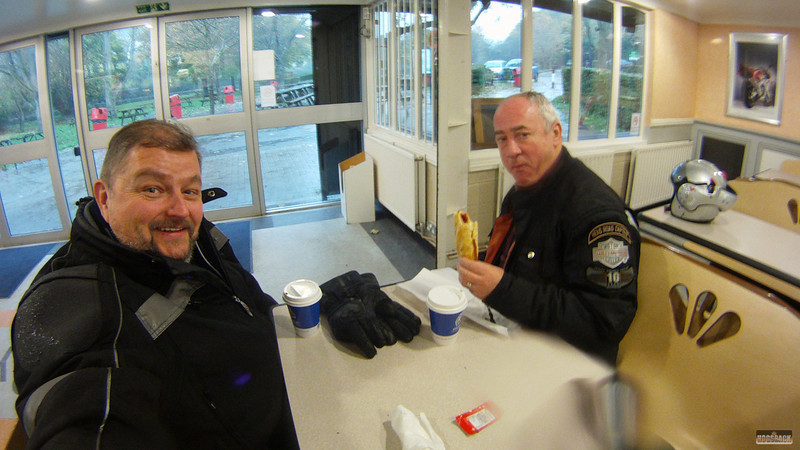 Woody's Rykas Breakfast, 4 Nov 2012