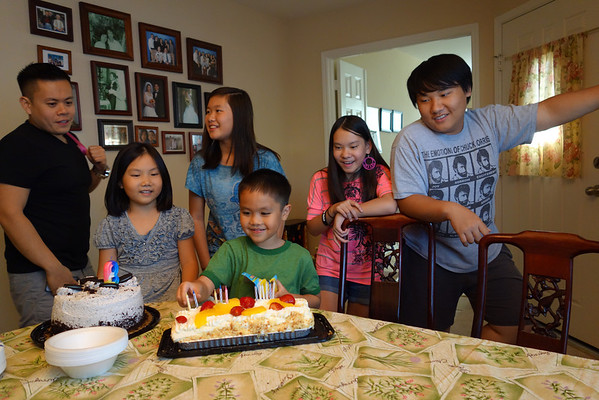 Amy's 9th Birthday