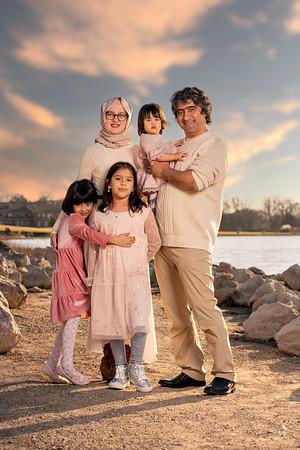 Turker Korekoglu Family