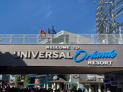 Islands of Adventure & Universal Studios 2019