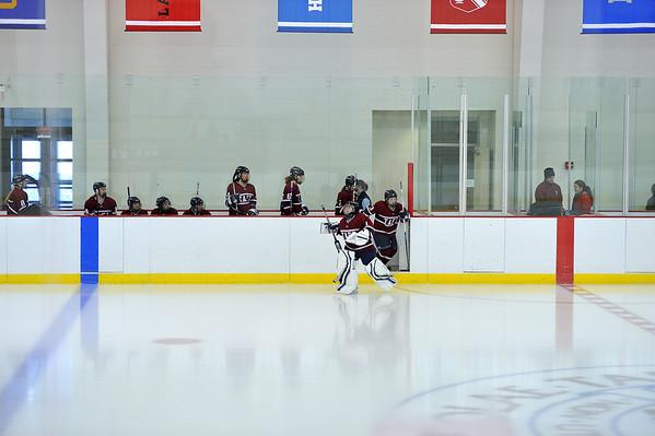 Taft Girls Varsity Hockey 1-9-10