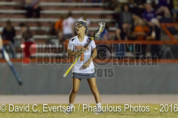 Timber Creek Wolves @ Boone Braves Girls Lacrosse - 2016