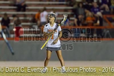 Girls Varsity Lacrosse  - 2016