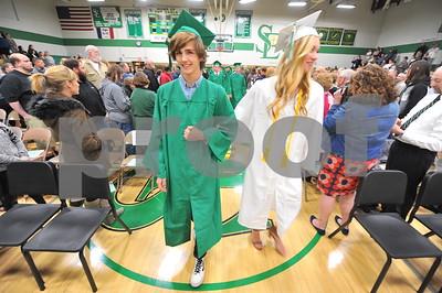 2017 St Edmond Graduation