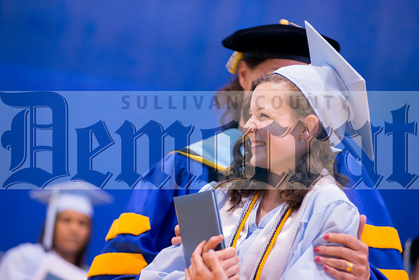 2014 Sullivan West Graduation