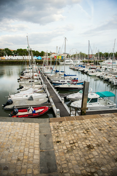 Marina in La Rochelle