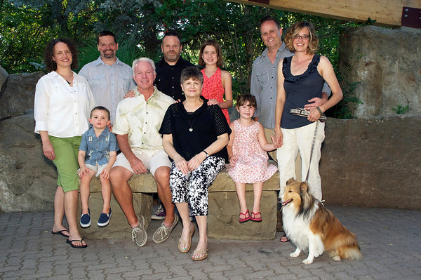 Agenbroad and Farber Families