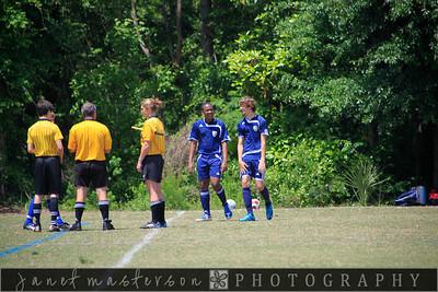 just added - WSC Premier Soccer U14 Eagles - 5-1-10