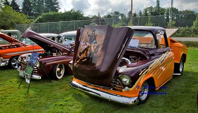 Fraser Valley Car Shows