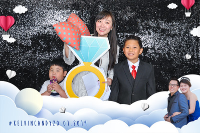Kelvin & Candy's Wedding