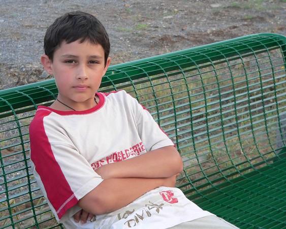 2005 - ritratti in Calabria