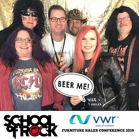 VWR Sales Conferemce Selfie Booth Images