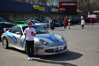 Porsche Club Muskoka Fun Run (May 7th, 2016)