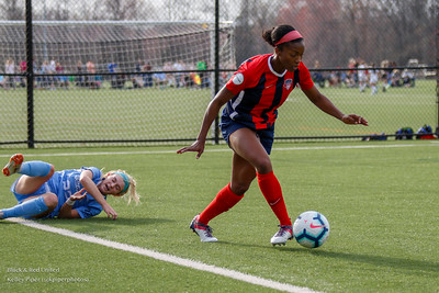 Washington Spirit v University of North Carolina (30 March 2019)