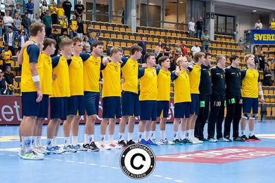 2021-08-06 Sverige U19 - Danmark