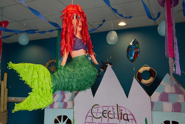 Cecilia's Third Birthday Party