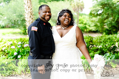 Kevin and Maleia Get MARRIED!
