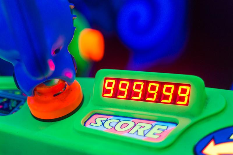 Buzz Lightyear Max Score - Magic Kingdom Walt Disney World