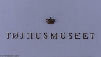 Christian den 4.'s København - Tøjhusmuseet