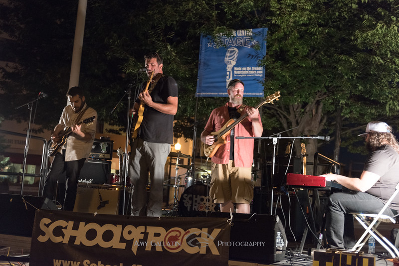 Turn on the Galaxy - School of Rock Montclair: Live on Church Street 2015-08-29