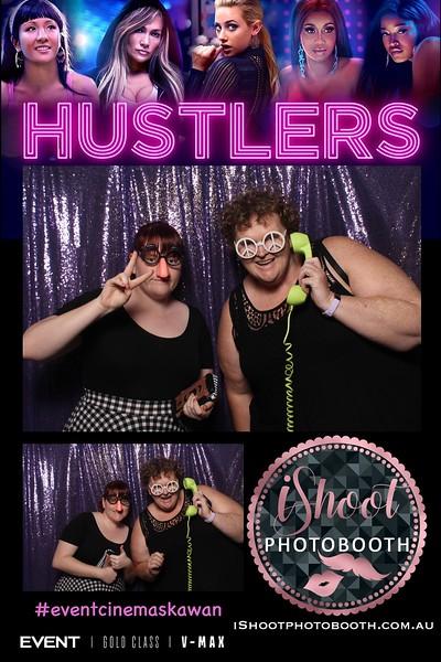 Chicks At The Flicks - Hustlers
