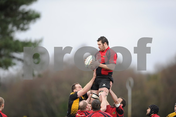 Bournemouth v Redruth 12012012