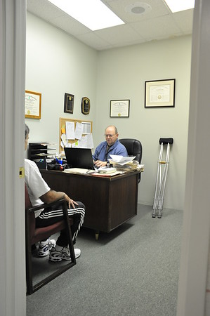 Ed Granato Office