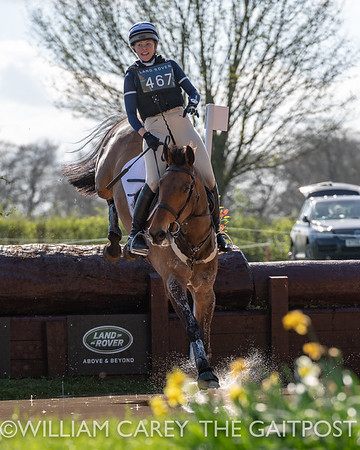 2019-03-24 Gatcombe International Horse Trials with The Gaitpost