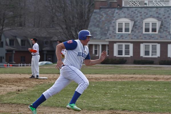 Boys' JV Baseball vs. VA: April 25
