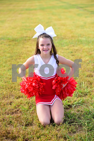 Ponca City 6th Grade Football/Cheer