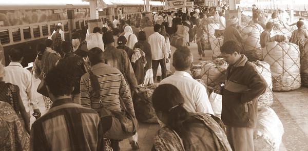 India Railways Train Rides